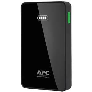 Powerbank, Li-Po, 5000 mAh, USB APC M5BK-EC