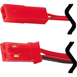 BEC-kabelset, stekkeraansluiting JAMARA 91112