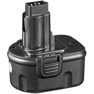 Battery replacement for DEWALT, ELU, 12V, 2000mAh FREI