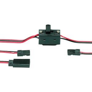 PICHLER C2418 - AKKU-Schalter für RC-Empfänger