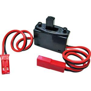 PICHLER C5724 - AKKU-Schalter für RC-Empfänger