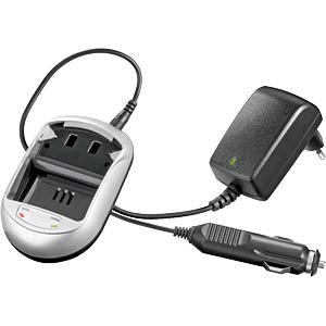 Rechargeable battery charger for digital camcorders/cameras FREI