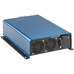 Sine wave inverter, 1200 W, for 12 V IVT GMBH DSW-1200/12