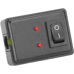 Fernbedienung für DSW-Wechselrichter IVT GMBH FB-01