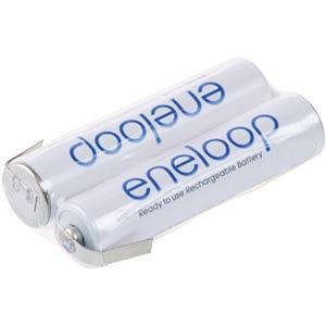Eneloop 2 Micro, AAA, 2,4V 1Z SANYO 133606