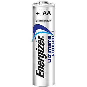Energizer Lithium Batterie, 4x LR6, 1,5 Volt ENERGIZER 639155