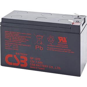 Blei-Vlies-Akku, 12 V, 7,2 Ah, Standby USV CSB GP1272F2