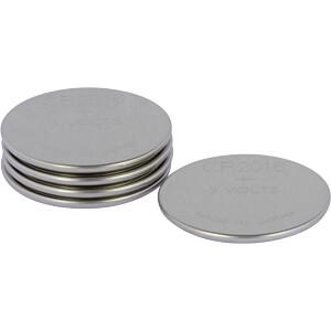 Lithium-Knopfzelle, 3 V, 90 mAh, 20,0x1,6 mm, 5er-Pack GP-BATTERIES 0602016C5
