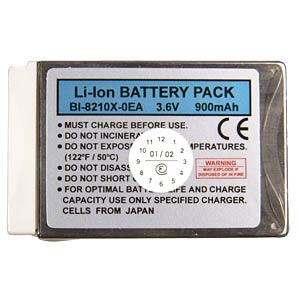 Ersatzakku für Nokia, 5210 / 7650, Li-Ion, 800 mAh FREI
