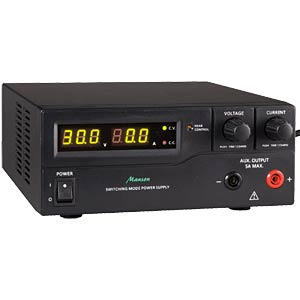 Programable laboratory power supply, 1-32 V, 0-20 A MANSON HCS-3402