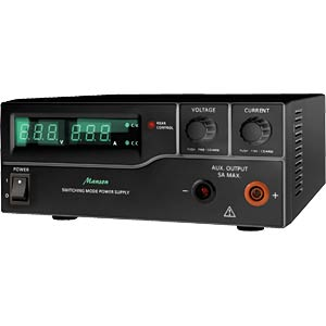 Laboratory power supply, 1-16 V, 0-30 A, USB interface MANSON HCS-3300 USB