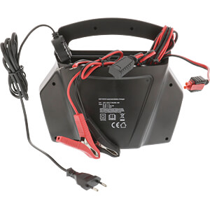 Automatic charger for lead batteries, 6/ 12/ 24 V, 10 A max! HQ HQ-CHAR-CAR14