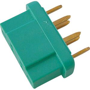 Buchse für Li-Polymer-Akkus, 6-polig, MPX JAMARA 90097