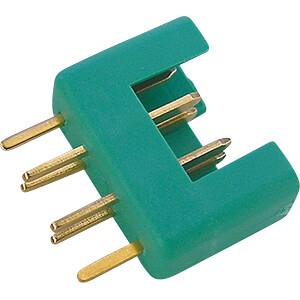 Steckverbinder für Li-Polymer-Akkus, 6-polig, MPX JAMARA 90098