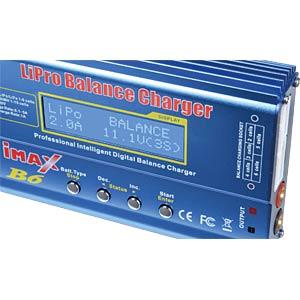 iMAX B6 Multifunktions-Akku-Lader, 50W IMAX B6