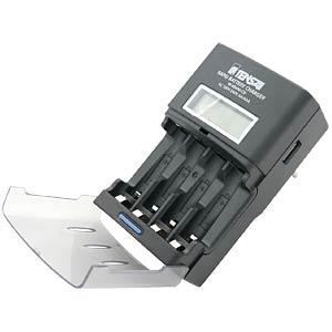 Mikroprozessorgesteuerter Schnelllader, max. 2A TENSAI TS-2800EUF