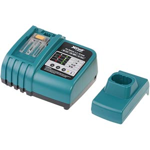 Charger for Makita 7.2 to 18 V XCELL 303581
