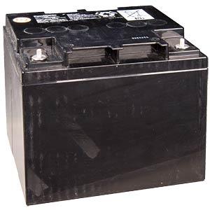 Lead battery, 12 volt, 42 Ah, 175 x 197 x 165 mm PANASONIC LC-P1242AP