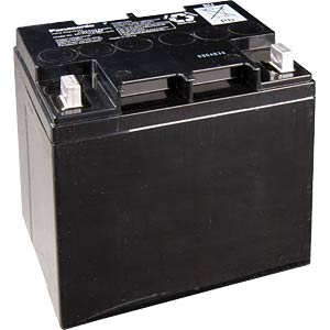 Cyclic lead-acid batteries, 12 V, 22 Ah PANASONIC