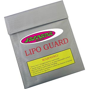 LiPo-Guard — LiPo fire protection pouch JAMARA 141360