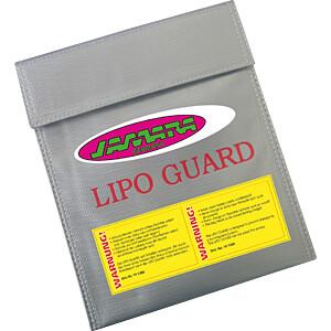 Brandschutzbeutel für Li-Polymer-Akkus JAMARA 141430