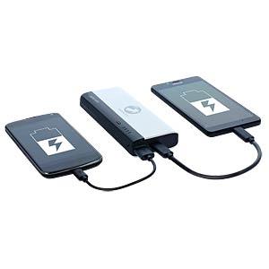 Powerbank 10.200 mAh, 1x USB-A, 1x USB-C NAVILOCK 41502