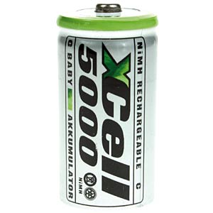 XCell accu, Baby, C, 5000mAh XCELL 124150