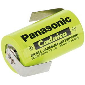 Panasonic battery Sub-C 1.2V / 1700 mAh PANASONIC PAN1700SC