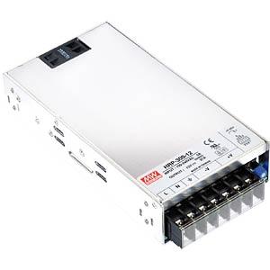 Schaltnetzt., geschlossen 300W, PFC 5V / 60A MEANWELL HRP-300-5