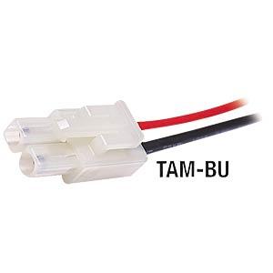 Steckverbinder für Li-Polymer-Akkus, Tamiya FREI