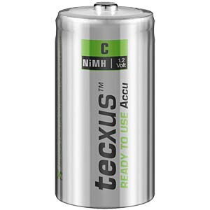 TECXUS Ready-To-Use Akku, Baby, 4500mAh TECXUS