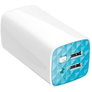 TP-LINK Power Bank, 10,400 mAh TP-LINK TL-PB10400