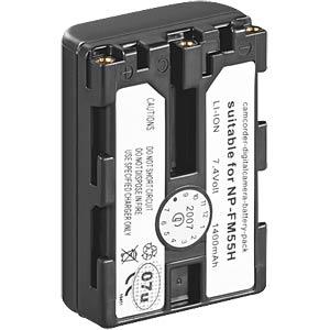 Li-ion camcorder battery 7.4 V 1700 mAh, for Sony FREI