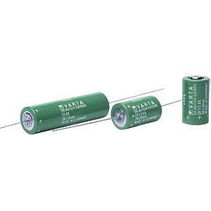 Lithium Batterie, AA (Mignon), 2000 mAh, 1er-Pack VARTA C8006