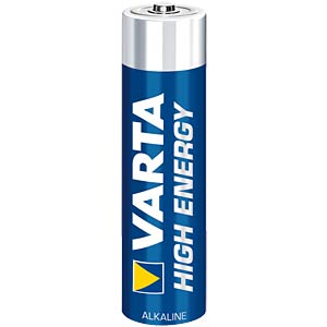 VARTA alkaline battery, micro LR3, pack of 4 VARTA 04903 101 404