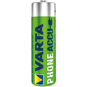VARTA PhonePower Mignon Akku, 1600mAh, 2er VARTA 58399 201 402
