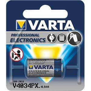 VARTA Professional Electronics, V4034 VARTA 4034101401