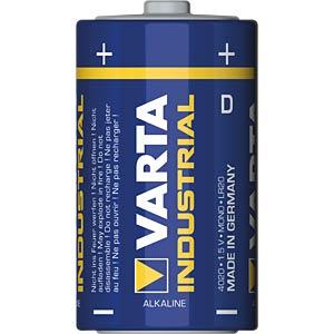 Industrial, Alkaline Batterie, D (Mono), 1er-Pack VARTA 4020211111