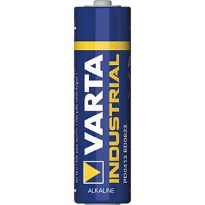 VARTA Industrial, alkaline-batterij, Mignon, 4 st. VARTA 4006211354