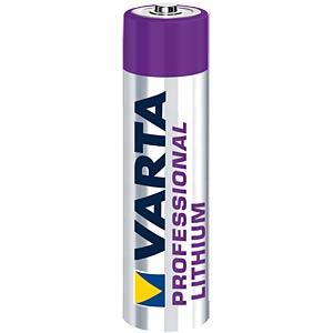 Lithium Batterie, AAA (Micro), 1100 mAh, 4er-Pack VARTA 06103 301 404