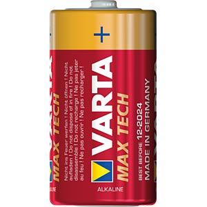 MaxiTech, Alkaline Batterie, C (Baby), 2er-Pack VARTA 4714101402