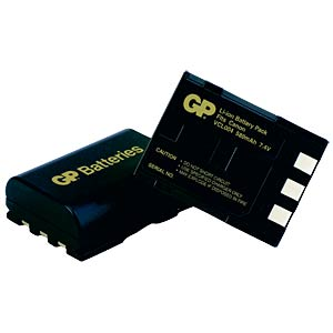 Li-ion camcorder battery 7.4V 550mAh, for Canon FREI