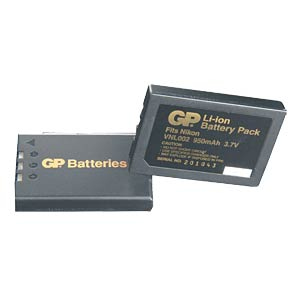Li-ion camcorder battery 3.7V 950mAh, for Nikon FREI