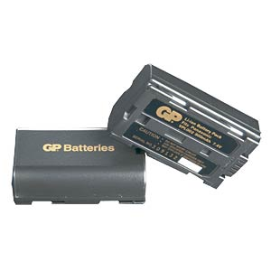 Li-ion camcorder battery 7.4V 1000mAh, for Panas. FREI