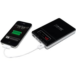 Powerbank VTB-22, 7200 mAh, LED display, 2x USB VITEBO VTB-22
