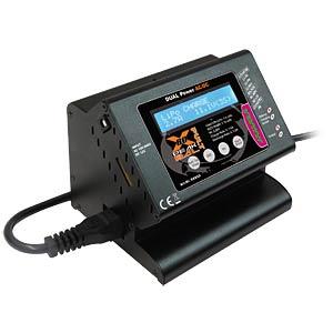 X-Peak 80 Bal charger console, AC/DC, 80 Watt JAMARA 153058