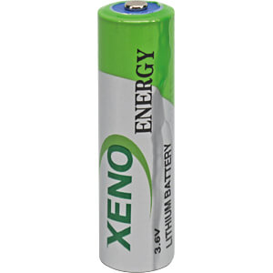 Lithium Batterie, AA (Mignon), 2400 mAh, 1er-Pack XENO XL-060F