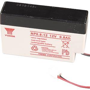 Yuasa Lead-Acid Battery FREI