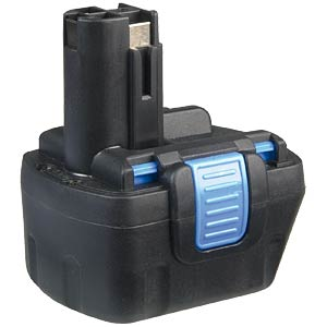 Ersatzakku für BOSCH-Geräte, 12V, 2000mAh FREI