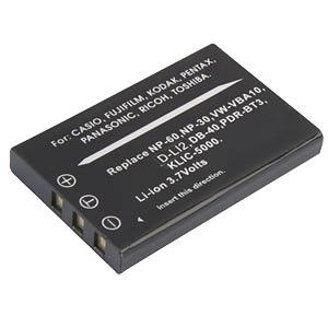 Li-ion camcorder battery 3.7V 1050mAh FREI